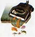 Электрическая щетка-выбивалка